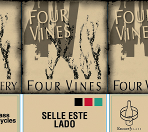 Four Vines Tasting Sheet