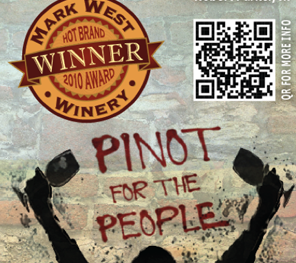 Mark WEst Pinot For The People